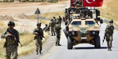 Türk Silahlı Kuvvetlerimize Barış Pınarı Harekatı'nda muvaffakiyetler diliyoruz