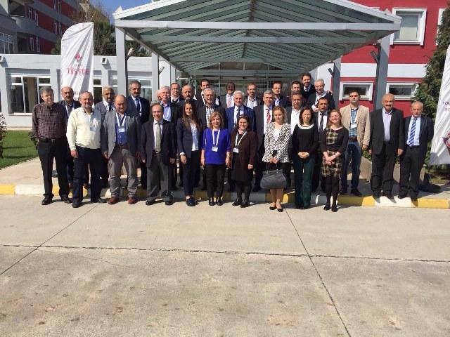Ulusal Tohumculuk Stratejik Plan Hazırlama Projesi kapsamında TÜBİTAK Türkiye Sanayi Sevk ve İdare Enstitüsü (TÜSSİDE) tarafından 21 Mart 2016 tarihinde Kocaeli/Gebze'de BİSAB Çalıştayı düzenlendi.