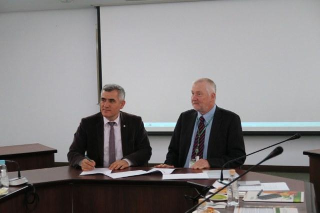 BİSAB ve AVRDC- Dünya Sebze Araştırmaları Merkezi arasında Anlaşma imzalandı
