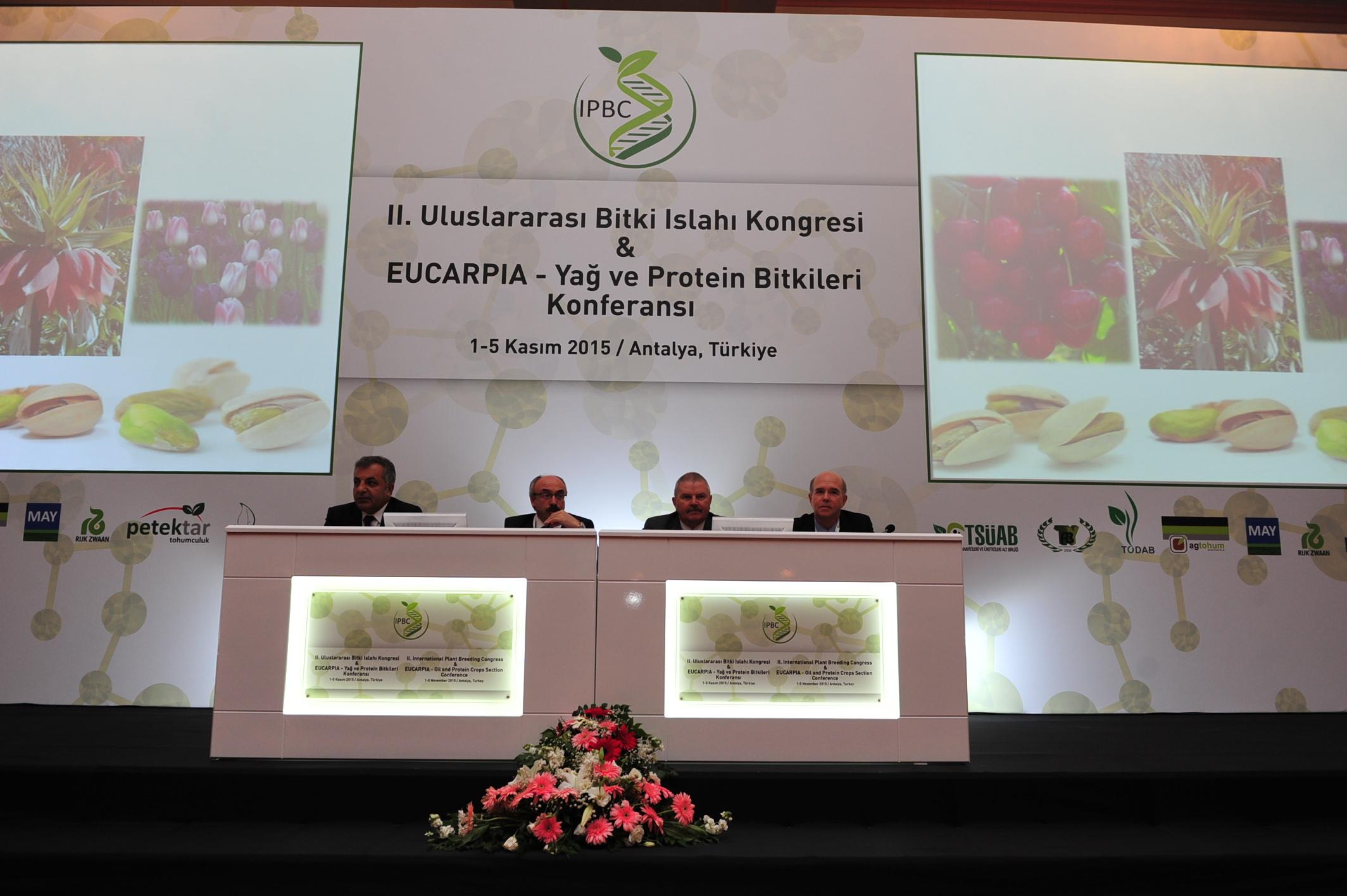 2. Uluslararası Bitki Islahı Kongresi düzenlendi