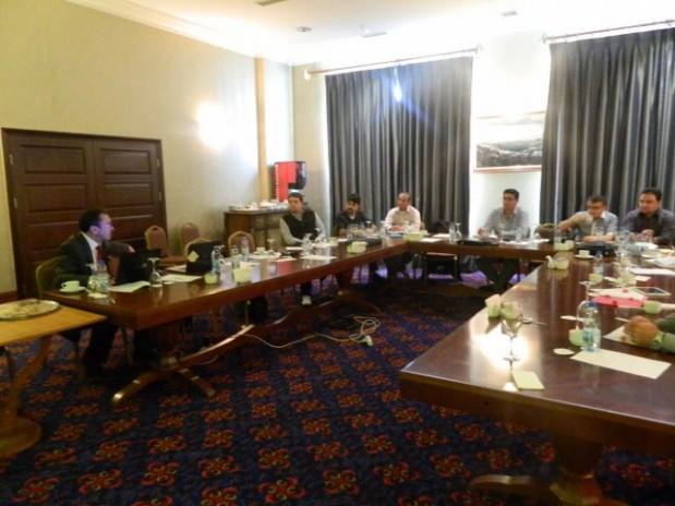 2014 yılı Bitki Islahı Kursunun teorik bölümü Antalya'da tamamlandı