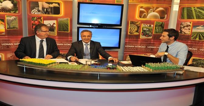 Uluslararası Bitki Islahı Kongresi Bereket Tv'de…