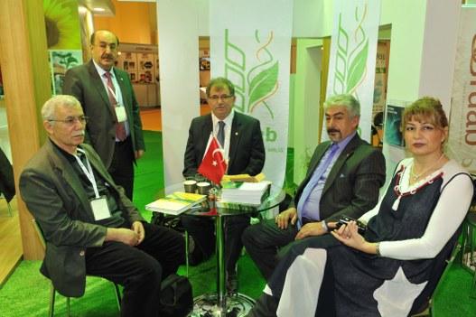 Alt Birliğimiz Tohumculuk Fuarı ve Tohum Ticareti Konferansında…
