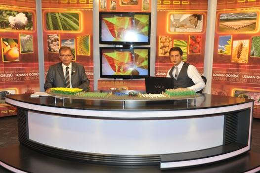 Bitki Islahçıları Alt Birliği Bereket TV'de